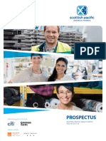 Scottish Pacific Group Prospectus Limited