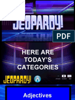 Copia de Final Jeopardy TpT