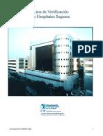 Listado Protección civil para hospitales