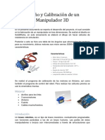 Reporte Manipulador 3D Mate