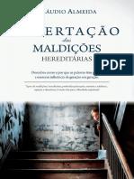 Claudio Almeida - Libertacao Das Maldicoes