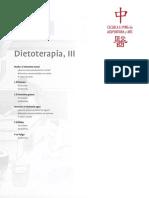 dietoterapia lip