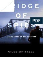 Bridge of Spies by Giles Whittell - Excerpt