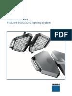 Installation Instructions TruLight5000 3000