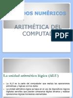 Aritmética Del Computador