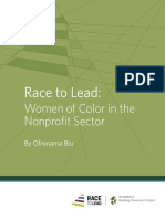 Women of Color Race to Lead