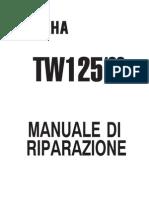 Yamaha TW 125-99-Service Manual