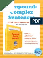 3 Compound-Complex Sentences by Classroom Core(1)