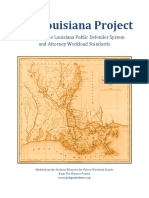 Louisiana Project Report