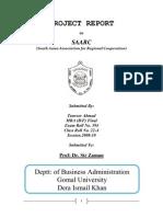 39539008 SAARC Organization