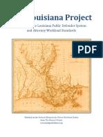 Louisiana Project Report