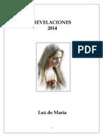 REVELACIONES 2014