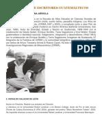BIOGRAFÍA DE ESCRITORES GUATEMALTECO1.docx