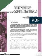 02. A. Catorce expresiones coreográficas... Freddy Bustillos Vallejos