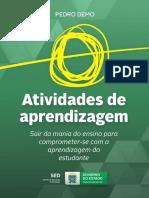 Atividades de Aprendizagem- Pedro Demo