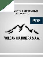 Transito(i) RITRA COMPAÑIA MINERA VOLCAN