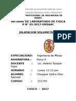 Edoc.site Informe de Laboratorio Fisica II de Dilatacion Vol[1]