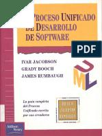 El Proceso Unificado de Desarrollo de Software - James Rumbaugh, Ivar Jacobson, Grady Booch