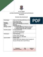 Laporan Bola Baling MSSD Kuala Kangsar