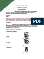 Cuestionario Para El Examen Final Marcos y Encuadres