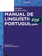 Manual de Linguistica Portuguesa