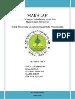 MAKALAH_DINASTI_AYYUBIYAH