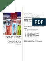 Compuestos Orgánicos Falta Biografia y Introduccion