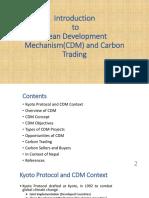 Pollution CDM