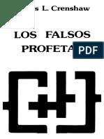 CRENSHAW, James l. (1986). Los Falsos Profetas. Bilbao, DDB