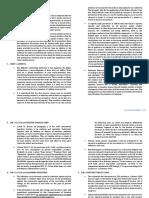 Tax Case Doctrines (Midterm)