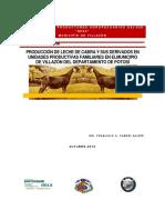 Proyecto Caprinos PDF Apas