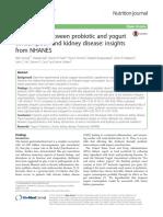 1.Association between probiotic and yogurt.pdf
