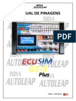 Manual de Pinagens - AutoLeap II