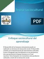 Teoría Sociocultural en El Aula