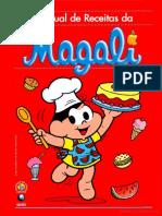 Manual de Receitas da Magali