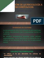 Contribución de La Psicología a La Psicopatología