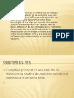 RTK Y GPS