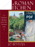 In a Roman Kitchen Timeless Recipes From the Eternal City