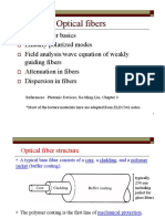 Fiber Optics Lecture
