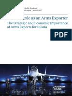 2017 03 20 Russia Arms Exporter Connolly Sendstad