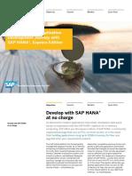 SAP Embark on Your Application HANA Express.PDF