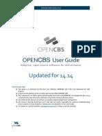 User Guide OpenCBS 14-14