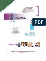NTE How to Write Good Nursing Notes.v2