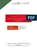 PERSPECTIVAS Y PROYECCIÓN PROFESIONAL DE LA COMUNICACIÓN SOCIAL