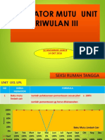 MUTU RT Triwulan 3
