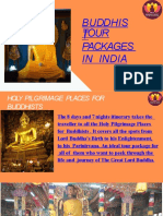 Buddhist Tour Packeges in India.pptx