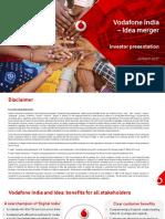 Vodafone India Idea Presentation