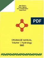 Nm Hydrology Manual