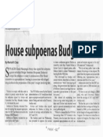 Manila Standard, Feb. 8, 2019, House subpoenas Budget chief.pdf