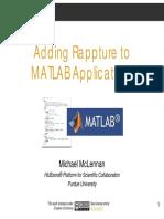 1.4 Rappture and MATLAB.pdf